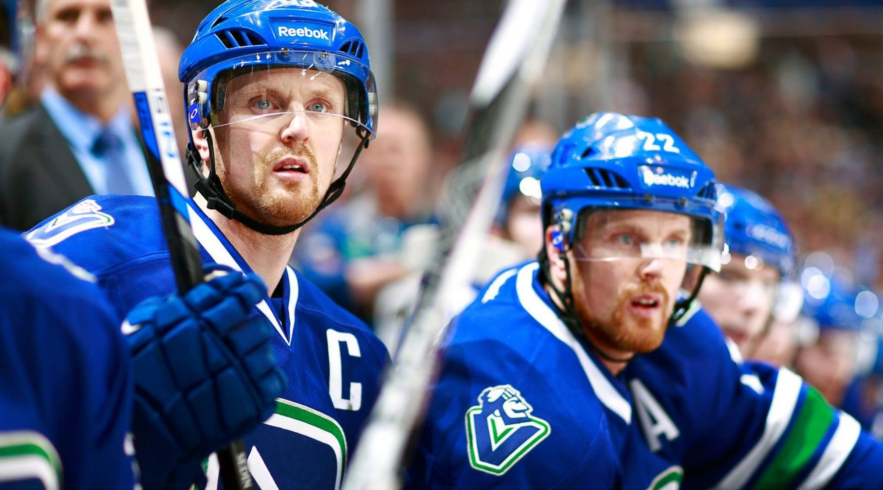 Sedin-Eriksson line debuts for Canucks against Flames as opener approaches