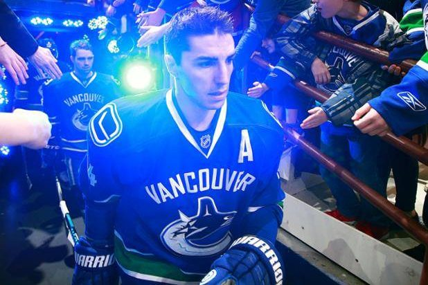 Why the Canucks should NOT buy out Alex Burrows