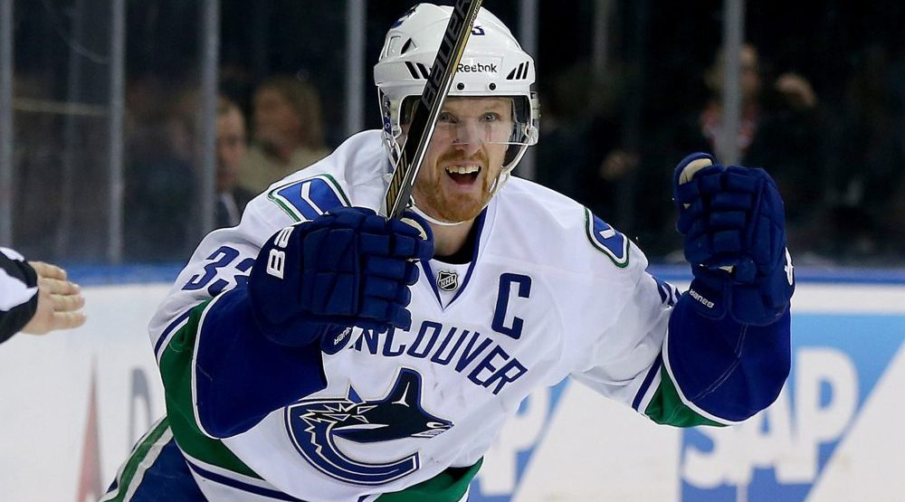 Henrik Sedin named captain of Team Sweden, Daniel named alternate