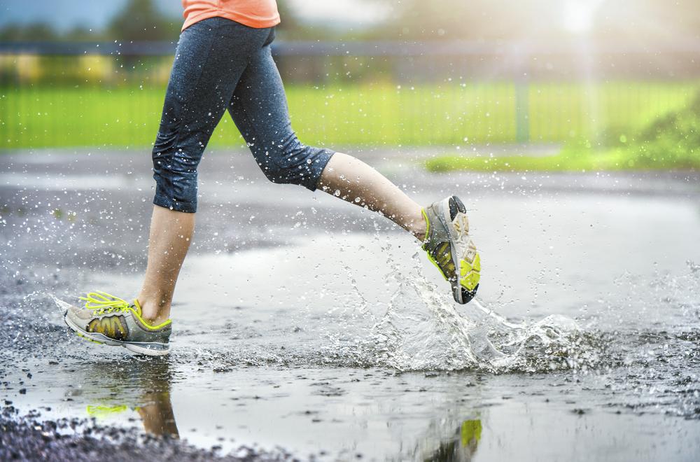 Image: Running / Shutterstock