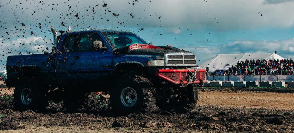 You'll dig 2016's Extreme Mudfest, bigger and better than ever before