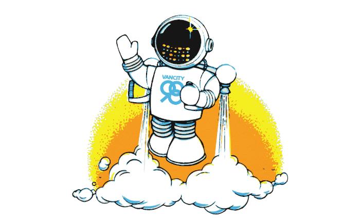 Vancity Original resurrects Expo 86 mascot for new t-shirts