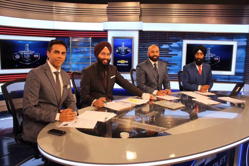 Hockey Night in Canada is better in Punjabi