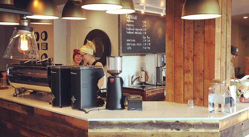 Philosafy Coffee now open on 17th Avenue SW