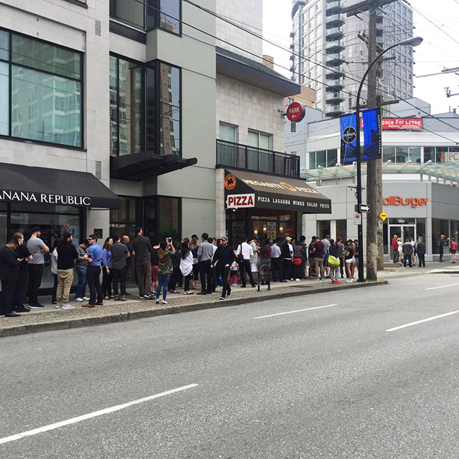 CaliBurger Vancouver / Facebook