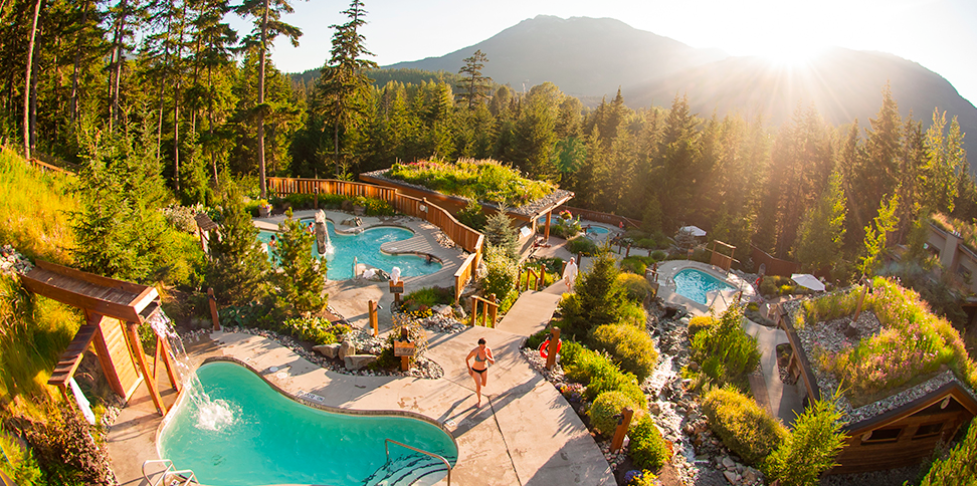 Win a Scandinave Spa Whistler and Peak 2 Peak package (CONTEST)