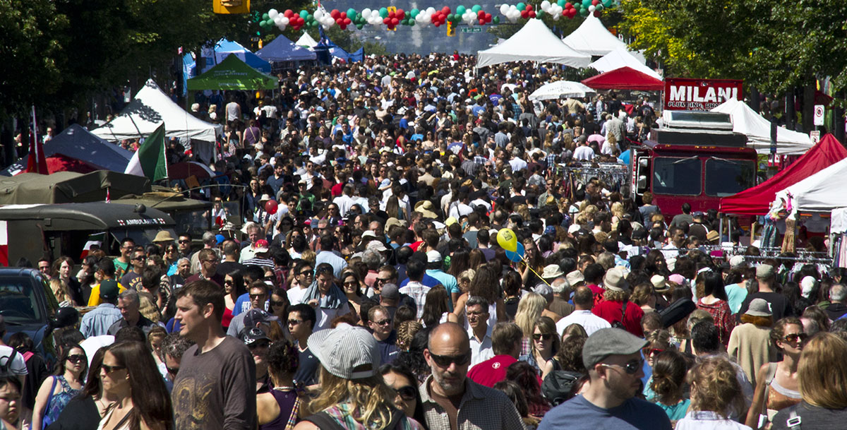Italian Day taking over Commercial Drive this Sunday