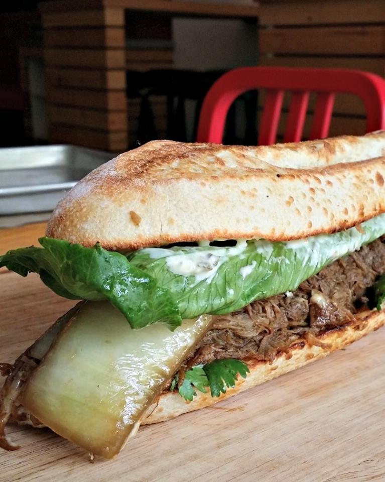 Hubbub Sandwich/Facebook