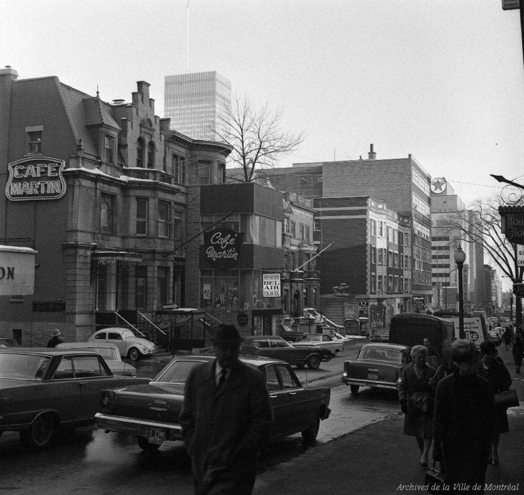 Montreal Vintage 14