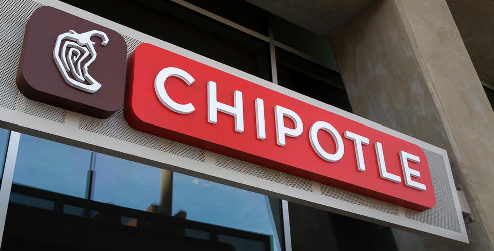 Chipotle/Shutterstock