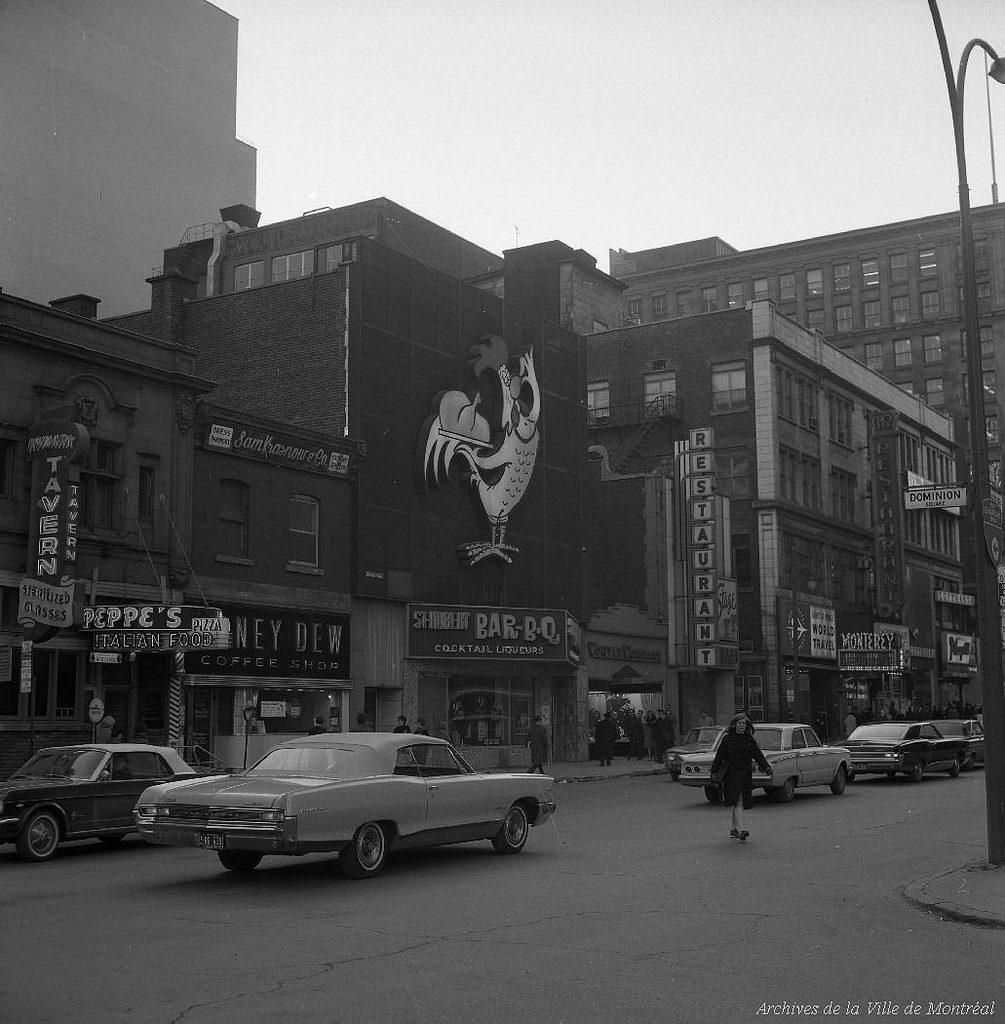 Montreal Vintage 18