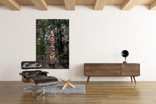 Vancouver Totem / Barry Davis