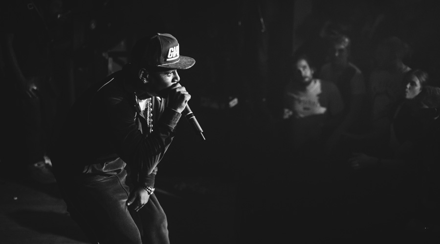 Concert Review: Cam'ron and The Smokers Club made for a turnt up Tuesday night (PHOTOS)