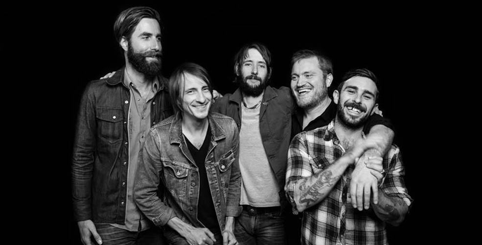 Band of Horses Vancouver 2016 concert at the Orpheum