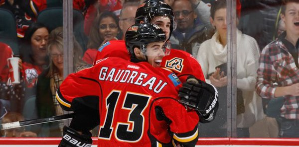 Flames' Monahan and Gaudreau will get paid this summer
