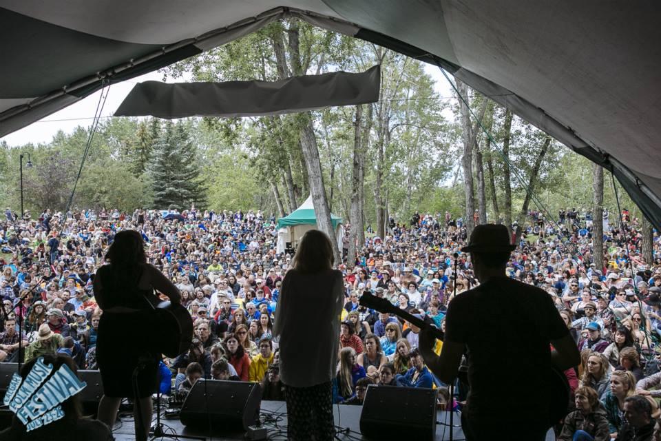 The New Pornographers headline Calgary Folk Music Festival 2016 lineup
