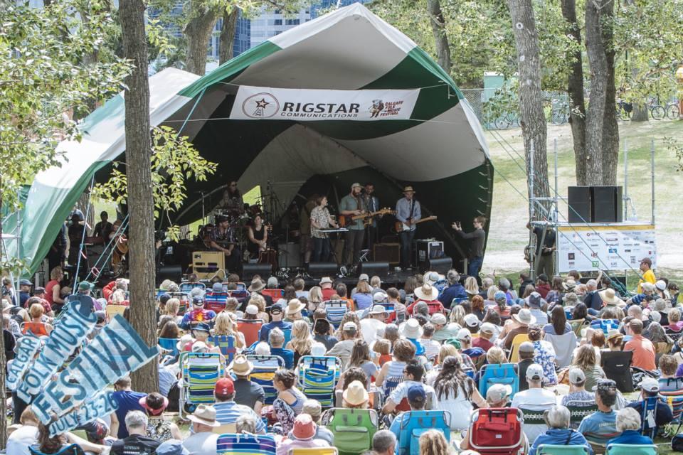 Image: Calgary Folk Music Festival / Facebook