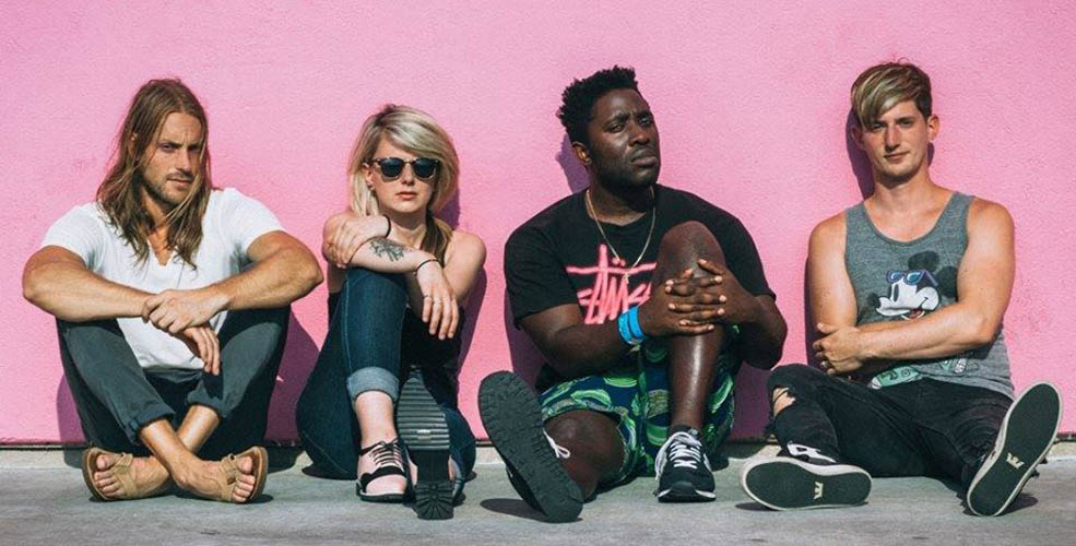 Bloc Party Vancouver 2016 concert at the Commodore Ballroom