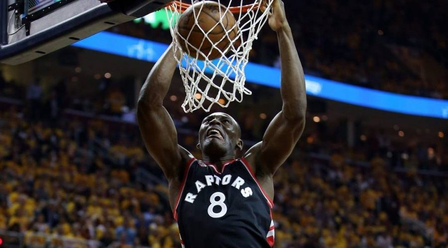 Report: Biyombo opts out of contract with Raptors, will become free agent