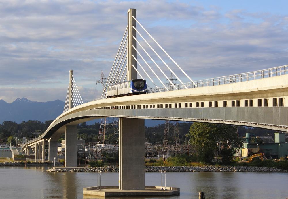 Canada line skytrain