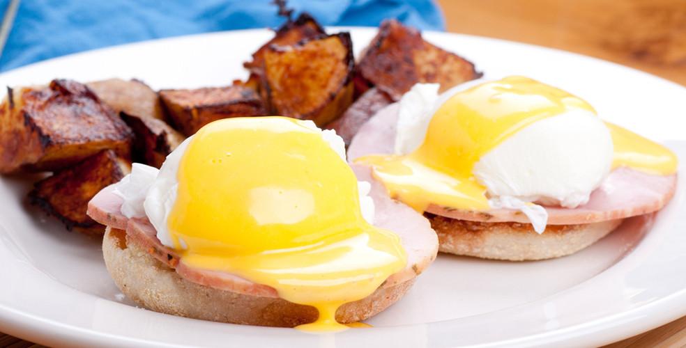 Best Eggs Benedict in Vancouver