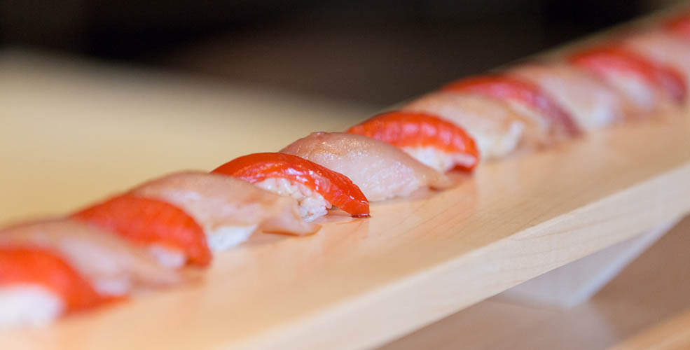Best omakase sushi in Vancouver
