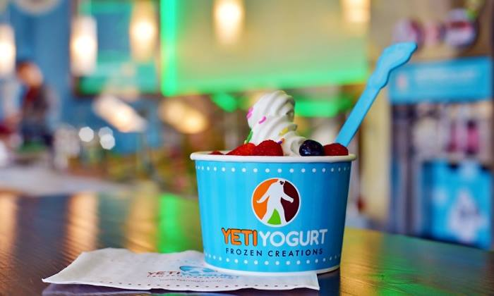 Yeti Yogurt/Facebook