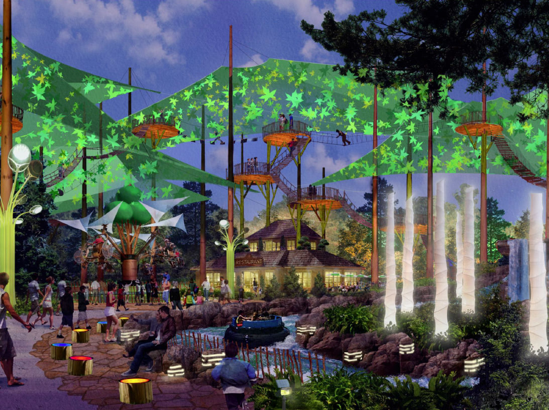 $120-million, Disney-like theme park transformation planned for PlayLand