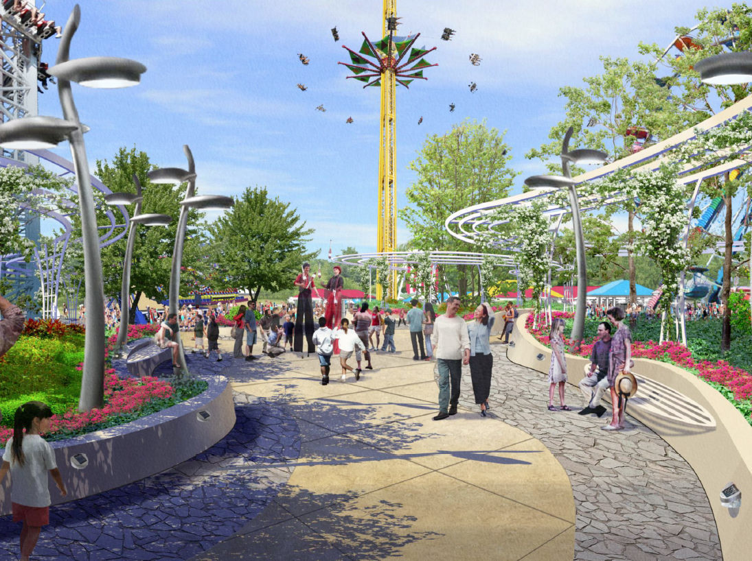 City Council approves funding for detailed design of PlayLand expansion