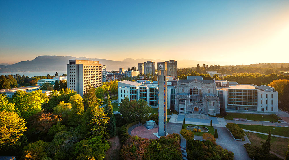 UBC named one of the best academic schools in the world