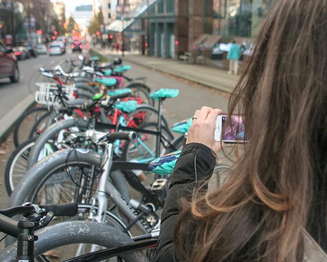 Image: BikeMaps Team