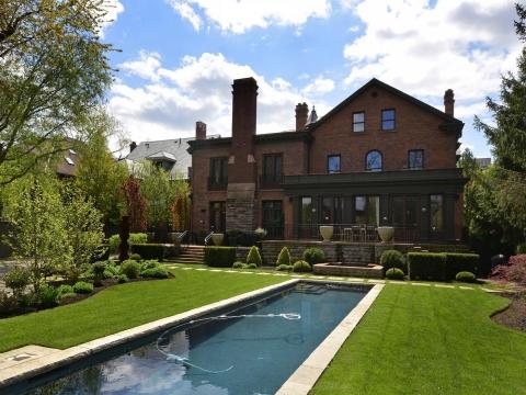 BMO COO Rosedale Mansion