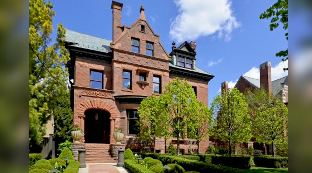 Inside BMO COO's $11.7M Rosedale mansion