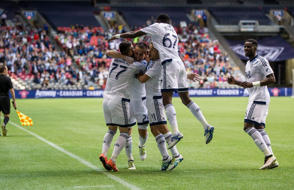 Image: Vancouver Whitecaps FC / Facebook