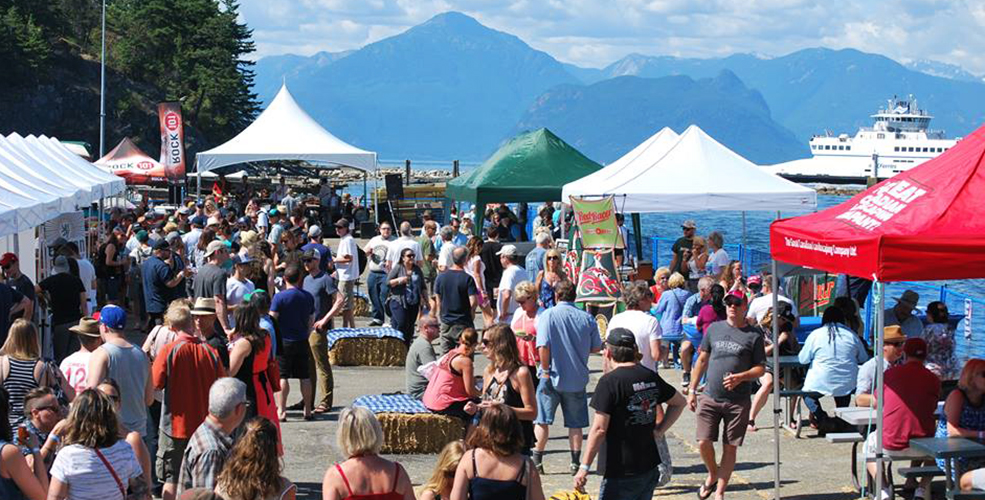 Horseshoe Bay Craft Beer Festival running this weekend