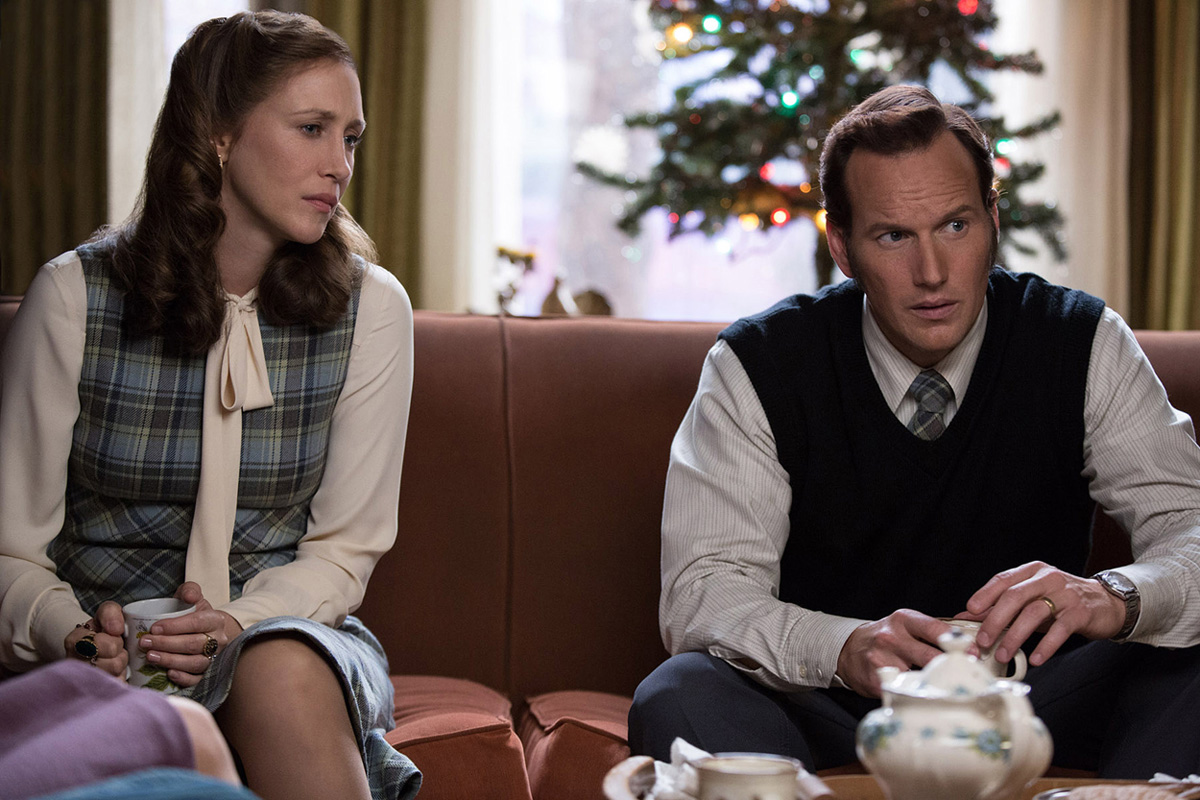 The Conjuring 2 - Movie Review - Daily Hive - Dan Nicholls