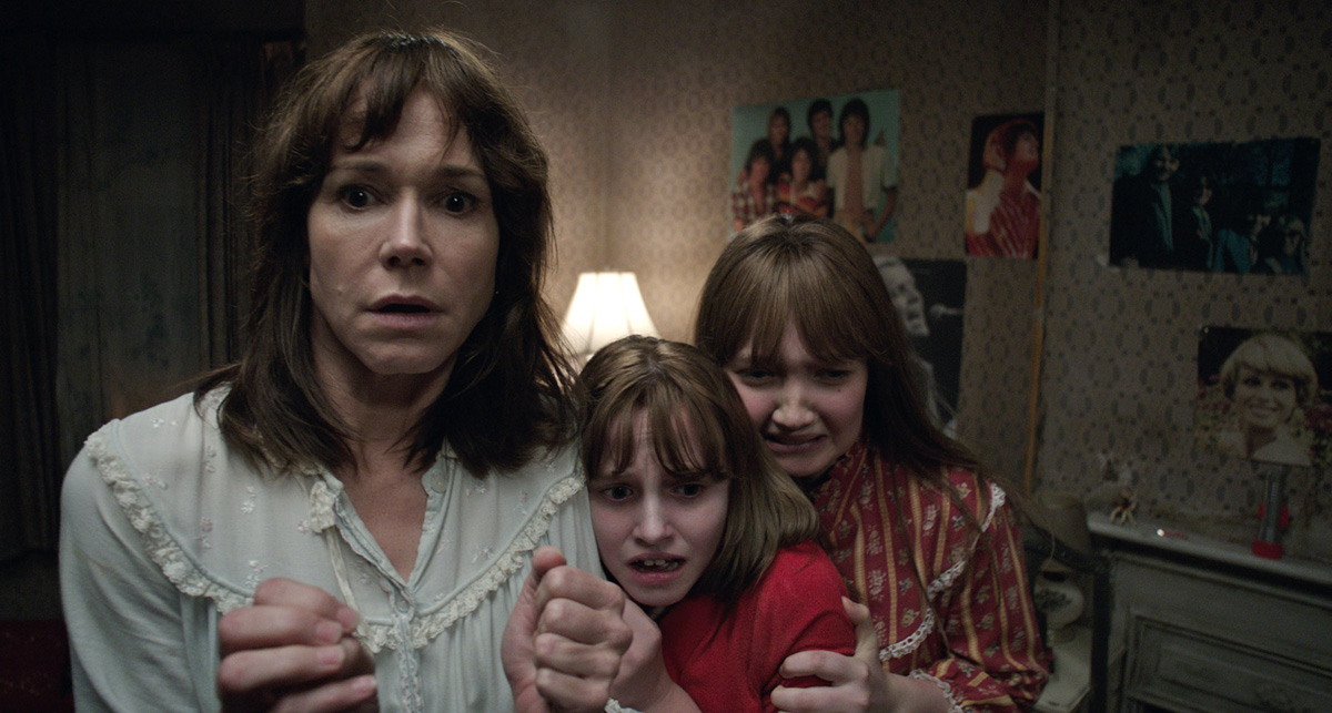 Movie Review Conjuring 2 Daily Hive Dan Nicholls