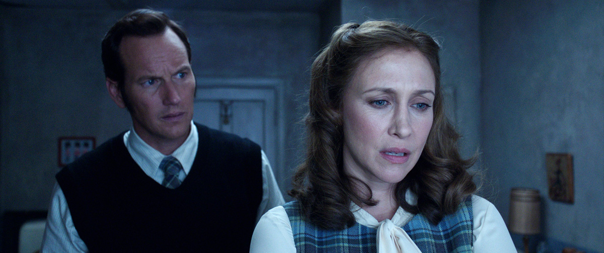 Movie Review - The Conjuring 2 - Daily Hive