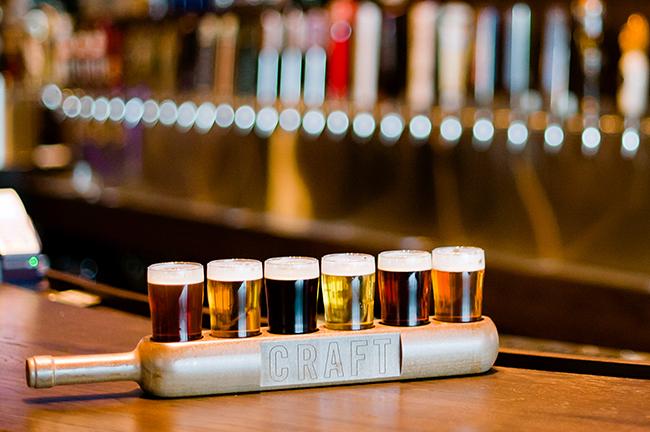 Photo courtesy CRAFT Beer Market