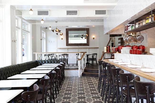 Homer Street Cafe And Bar Brunch