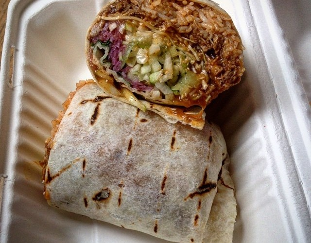 Vancouver Cheap Eats: Burritos