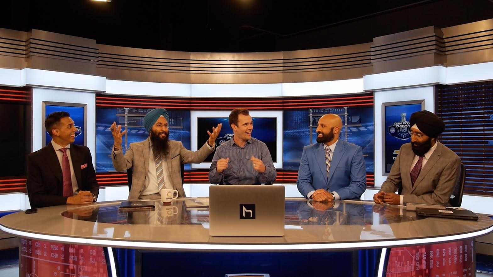 'Energy and intensity': Hockey Night Punjabi spicing up broadcasts (VIDEO)