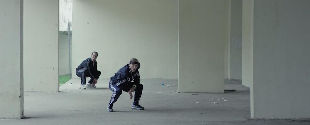 Music Monday: BodyBreak's Hal Johnson and Joanne McLeod play street thugs in music video