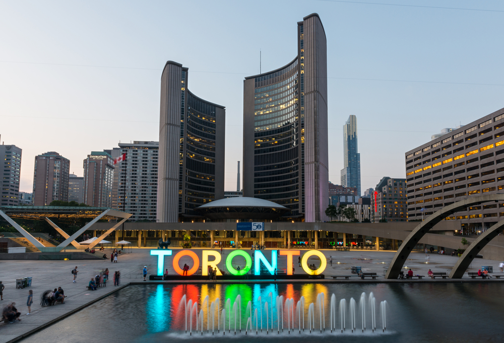 Image: Nathan Phillips Square / Shutterstock