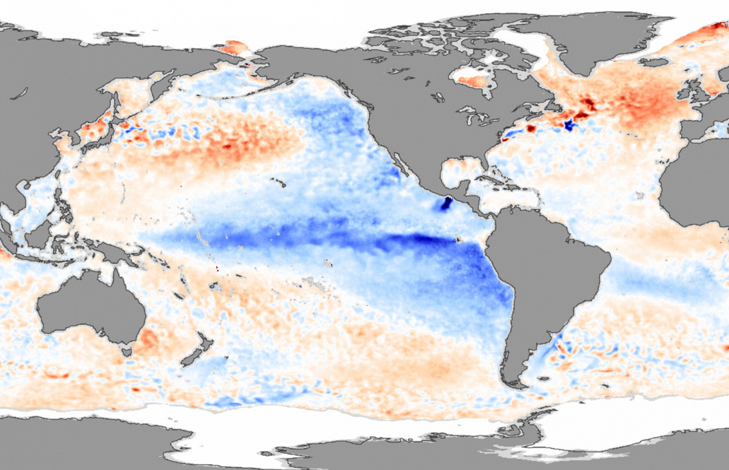 El Niño officially ends; up next, cold and wet La Niña