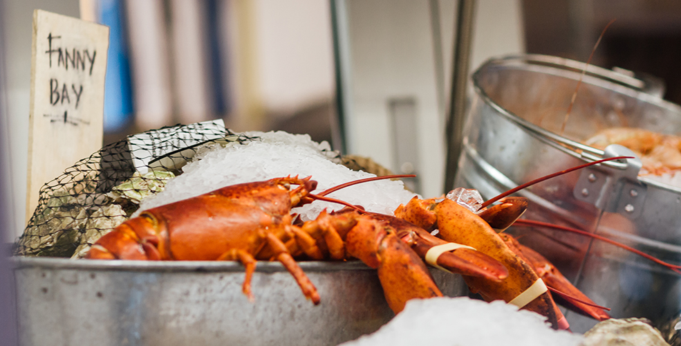 Wildtale lobster vancouver