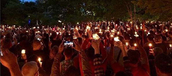 In Photos: Toronto vigil honours victims of Orlando shooting