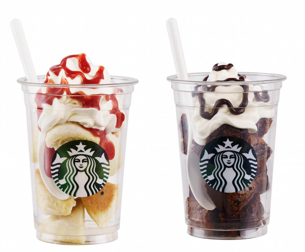 Trifles (Courtesy Starbucks Canada)