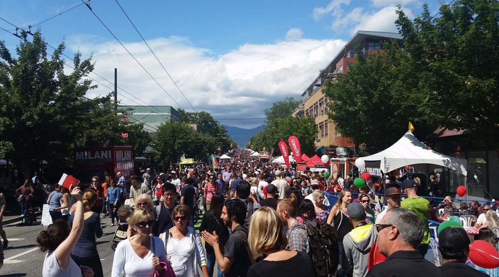 """""""Little Italy"""" officially designated during Italian Day in Vancouver"""