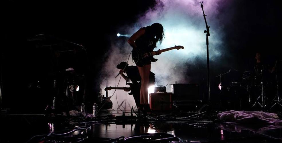 Phantogram Vancouver 2016 concert at the Commodore Ballroom